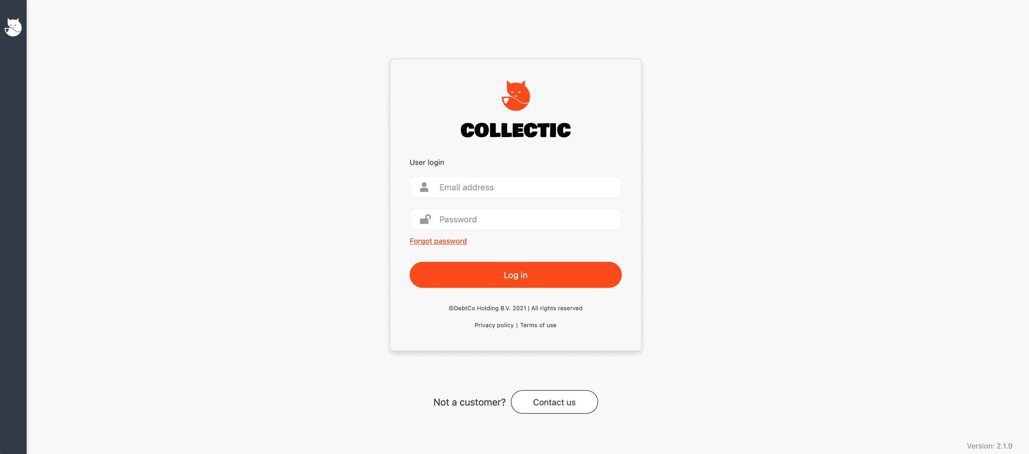 CollectIC Client Portal